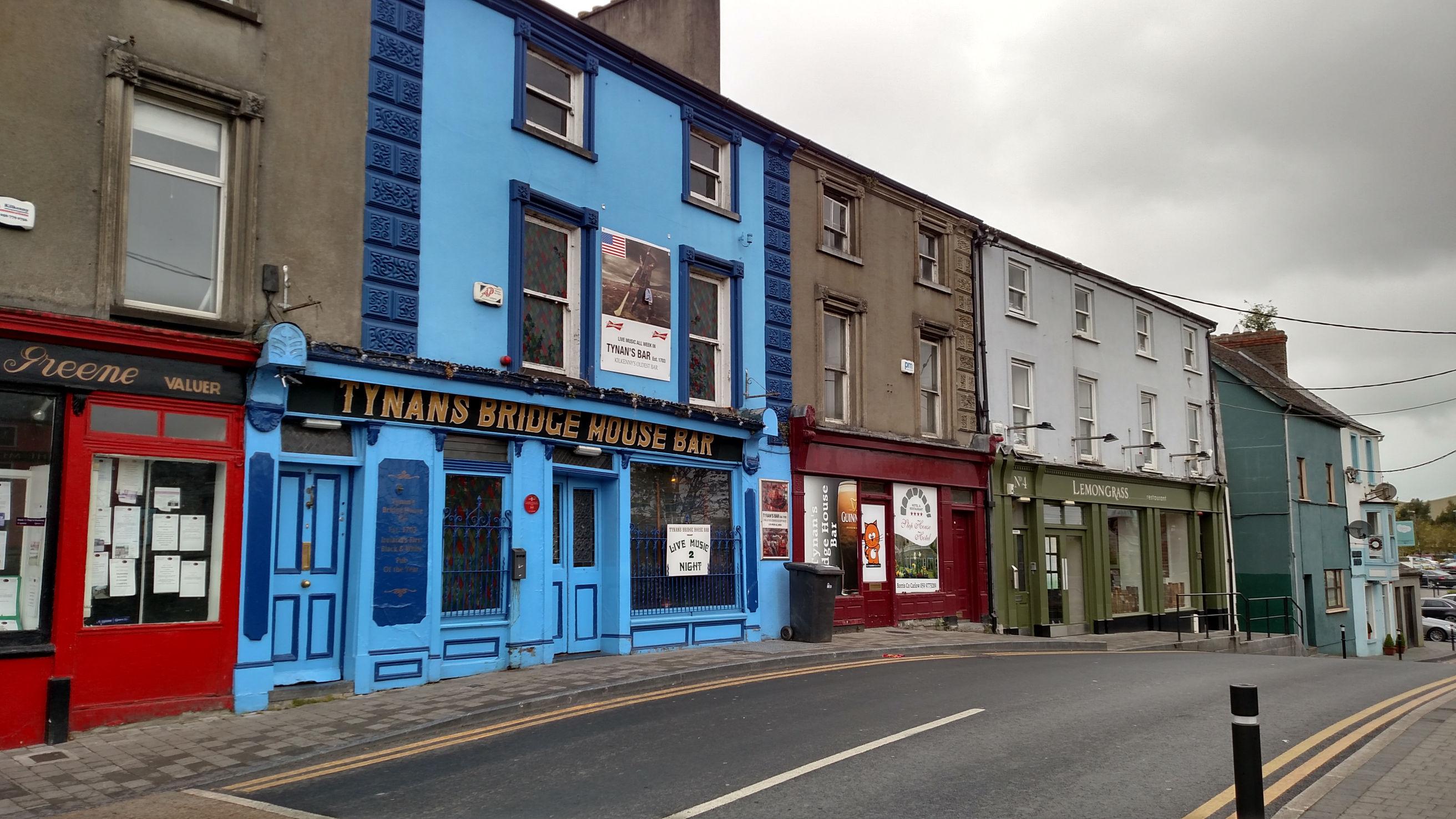 Ireland street