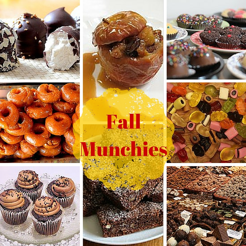 Fall Munchies